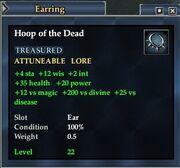 Hoop of the Dead