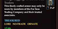Indigo Leggings of the Far Seas Traders