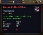 Ring of the North Wind