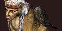 Sphinx Plushie