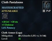Cloth Pantaloons