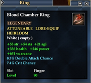 Blood Chamber Ring