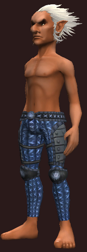 Brute's Wrathbound Breeches (Equipped)