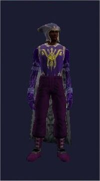 Illusory Vexation (Armor Set) (Visible, Male)