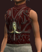Russet Vest of the Far Seas Traders (Equipped)