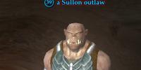 A Sullon outlaw