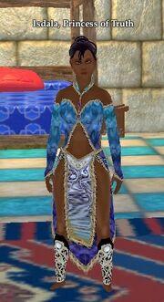 Isdala, Princess of Truth
