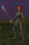 A highwayman (Antonica) (half elf)