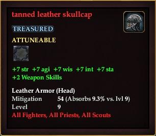 File:Tanned leather skullcap.jpg