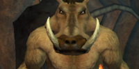 A savage warboar