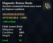 MagmaticBronzeBoots