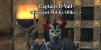 Captain D'Vall