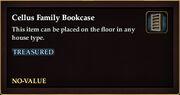 Cellus Family Bookcase