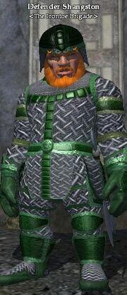 Defender Shangston