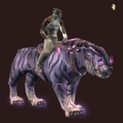 Ethereal Prowler (Equipped)