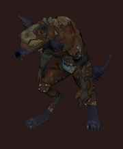 Armored Gnoll Plushie