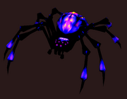 Cave Spider Plushie (Visible)