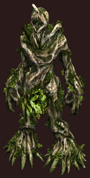 Nights of the Dead Shambling Mound Costume (Equipped)