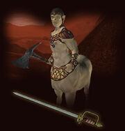 Race centaur