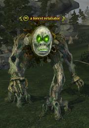 A forest retaliator