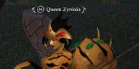 Queen Zynixia