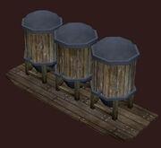 Wooden-fremntation-tanks