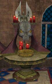 Imbued Altar of Rallos Zek (Visible)