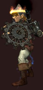 Rusty Shield of the Great Gear