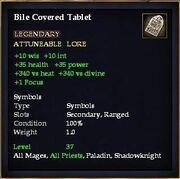 Bile Covered Tablet