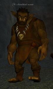 A Krulkiel scout