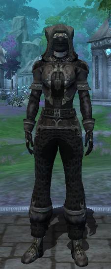 Dark Bodyguard's (Armor Set)