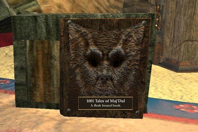 File:1001 Tales of Maj'Dul.jpg
