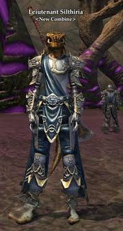 Lieutenant Silthiria