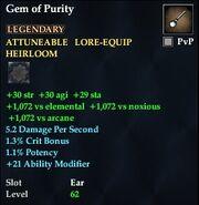 Gem of Purity