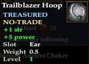 Trailblazer Hoop