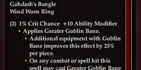 Gahdash's Mean Streak (Armor Set)