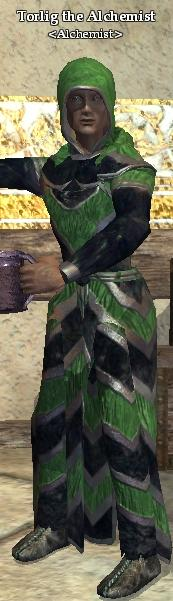 Torlig the Alchemist