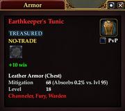 Earthkeeper's Tunic