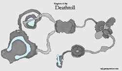 Gamepressure Map of Deathtoll