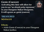 Genie (Coercer)