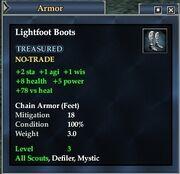 Lightfoot Boots