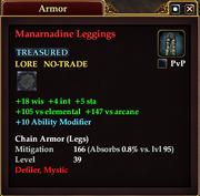 Manarnadine Leggings