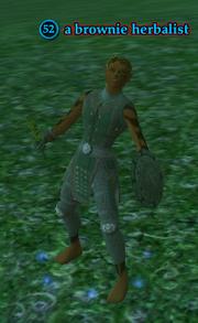 A brownie herbalist