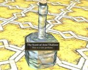 Scent of Aros'Thalinor perfume (Visible)