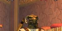 A Bloodscale high priest