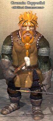 Grunnin Copperfist