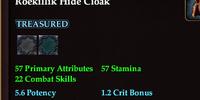 Roekillik Hide Cloak