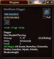 Steelbone Dagger