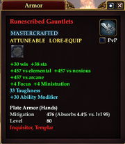 Runescribed Gauntlets