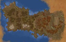 Eq2 TheEidolonJungle map